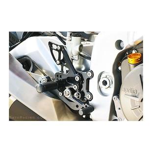 Sato Racing Rear Sets Aprilia RSV4 2009-2012
