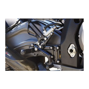 Sato Racing Rear Sets BMW S1000RR / S1000R (ABS)
