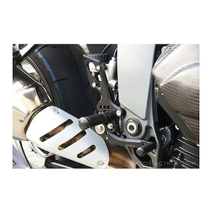 Sato Racing Rear Sets BMW K1300 S/R