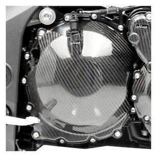 Leo Vince Carbon Fiber Clutch Cover Triumph Speed Triple 1050/R 2011-2013