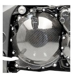 Leo Vince Carbon Fiber Clutch Cover Triumph Speed Triple 1050 2011-2012