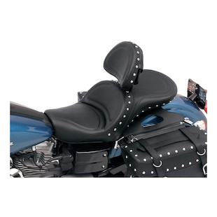 Saddlemen Heated Explorer Special Seat For Harley Dyna 06-13
