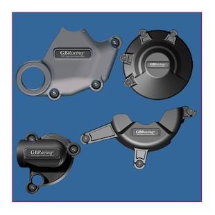 GB Racing Engine Cover Set Ducati 848 / EVO 2008-2013