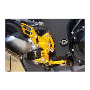 Sato Racing Replacement Right Side Rear Set Kawasaki Z1000 (non-ABS) 2010-2011