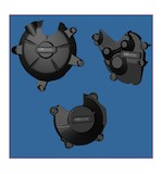 GB Racing Engine Cover Set Kawasaki ZX6R 2007-2008
