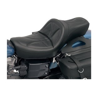 Saddlemen King Seat For Harley Dyna 04-05