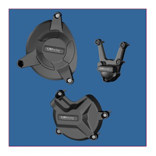 GB Racing Engine Cover Set BMW S1000RR / S1000R / S1000XR