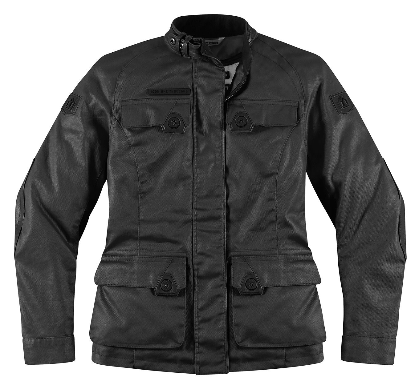 Womens icon motorcycle jackets