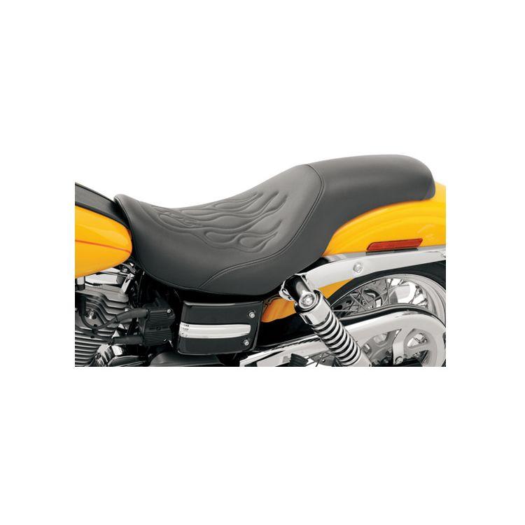 Saddlemen Profiler Tattoo Seat For Harley Dyna 1996-2003