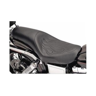 Saddlemen Profiler Tattoo Seat For Harley Dyna Wide Glide 1996-2003