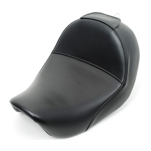 Saddlemen Renegade Heels Down Solo Seat For Harley Dyna 2006-2017
