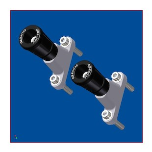 GB Racing Frame Slider Set KTM 990 Super Duke 2005-2013