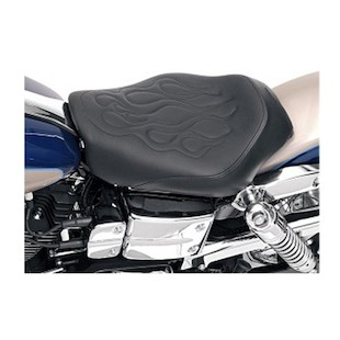 Saddlemen Tattoo Solo Seat For Harley Dyna 2006-2015