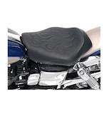 Saddlemen Tattoo Solo Seat And Pillion Pad For Harley Dyna 06-13