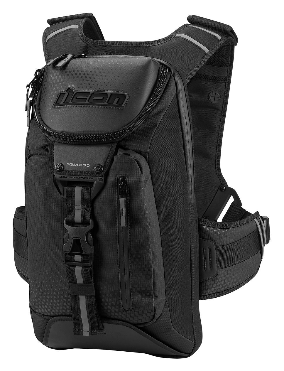 Icon Squad 3 Backpack - RevZilla