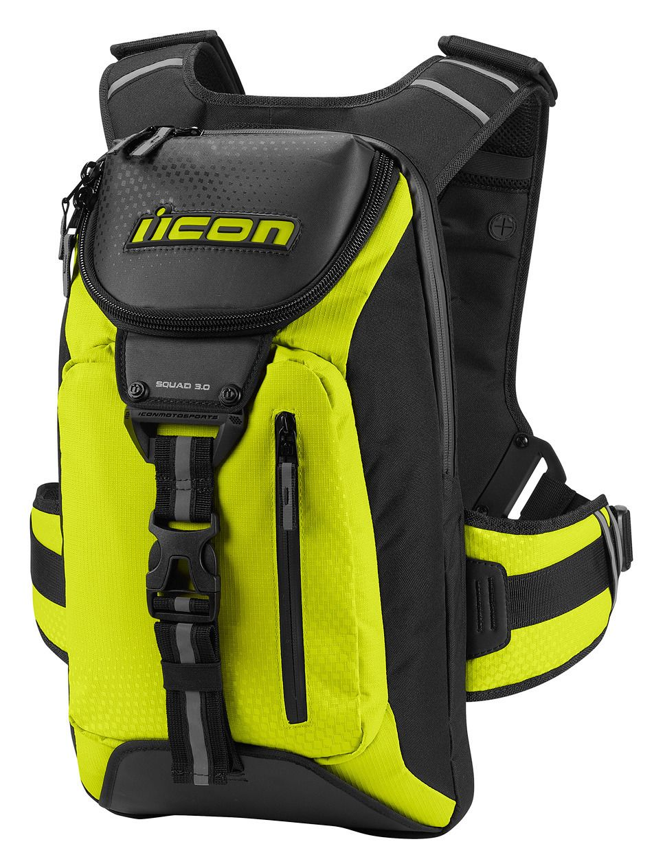 Icon Squad 3 Mil-Spec Backpack - RevZilla