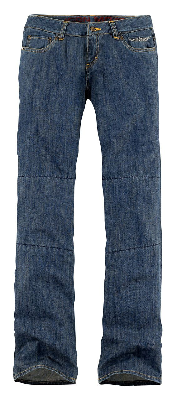 Hella 25 30 30 Helloworld: Icon Hella Denim Women's Pants