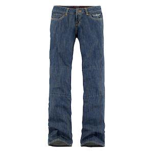 Icon Hella Denim Women's Pants - (Sz 0 Only)