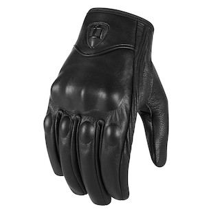 Icon Pursuit Stealth Touch Screen Women's Gloves