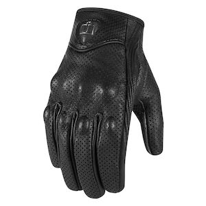 Icon Pursuit Perforated Touch Screen Women's Gloves
