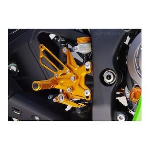Sato Racing Rear Sets Kawasaki ZX10R 2011-2012