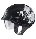HJC Women's IS-2 Blossom Helmet