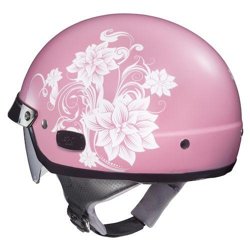 HJC IS-2 Blossom Women's Helmet - RevZilla