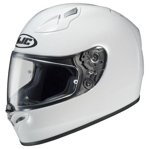 Hjc Fg 17 >> HJC FG-17 Helmet - Solid - RevZilla
