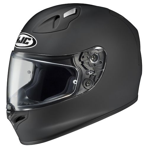 hjc fg 17 helmet solid revzilla. Black Bedroom Furniture Sets. Home Design Ideas