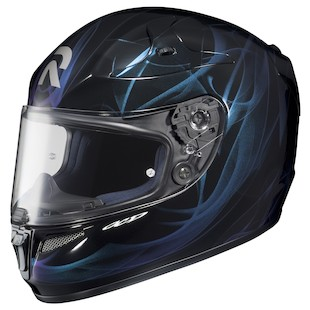 HJC RPHA 10 Combust Helmet (Size LG Only)