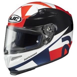 HJC RPHA 10 Ben Spies III Replica Helmet (XL - Only)