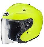 HJC FG-Jet Hi-Viz Helmet
