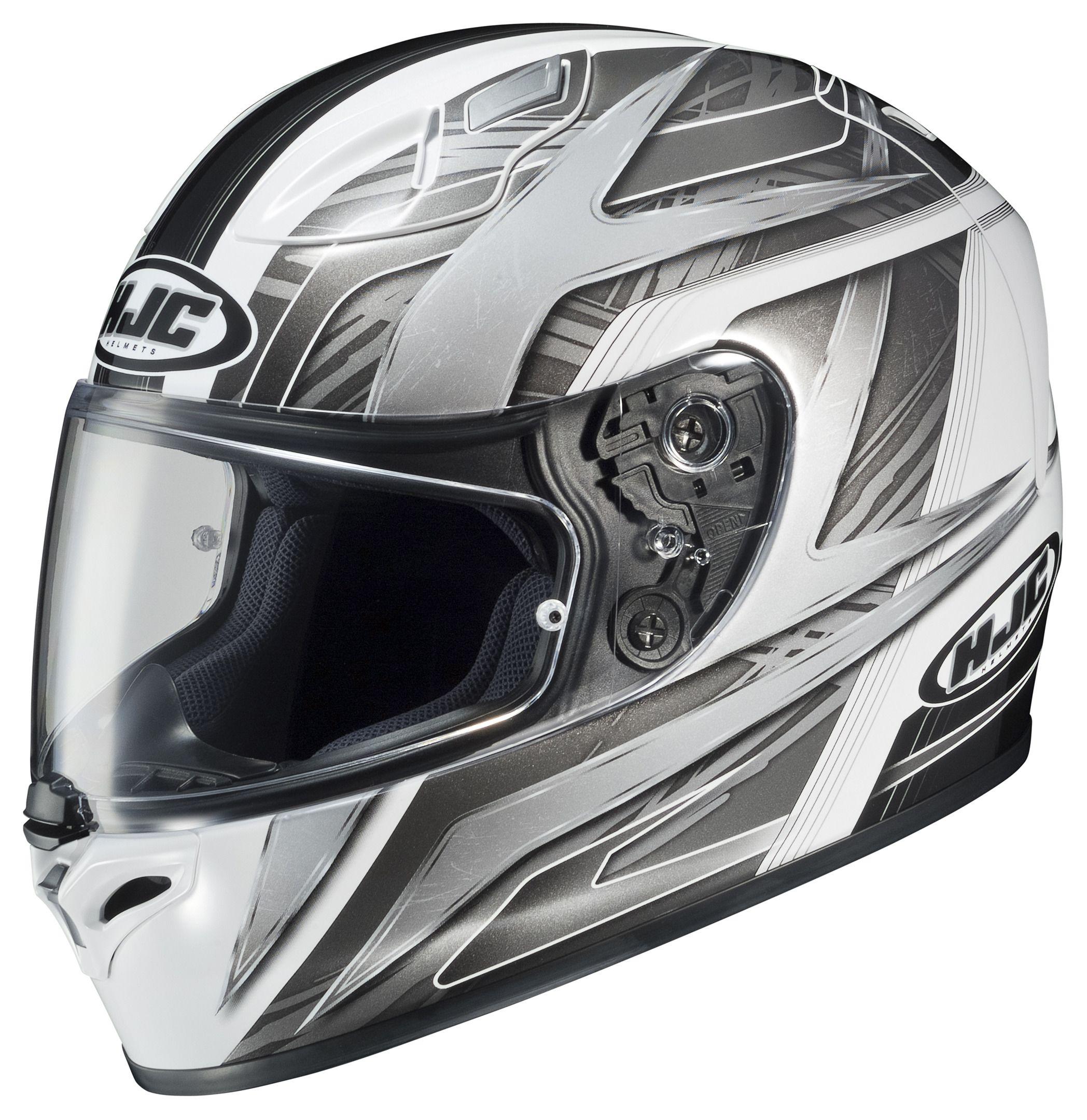 Hjc Fg 17 >> HJC FG-17 Ace Helmet - RevZilla