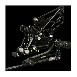 Sato Racing Rear Sets Kawasaki ZX6R / ZX636