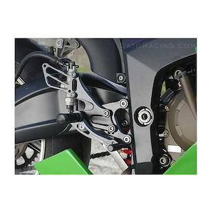 Sato Racing Rear Sets Kawasaki ZX6R 2005-2008