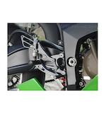 Sato Racing Rear Sets Kawasaki ZX6R 2005-2008