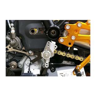 Sato Racing Reverse Shift Plate KTM RC8