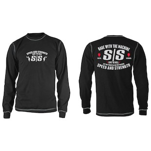 Speed and Strength Rage With The Machine Thermal