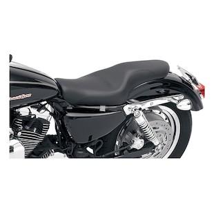 Saddlemen Profiler Seat For Harley Sportster With 4.5 Gallon Tank 2004-2015