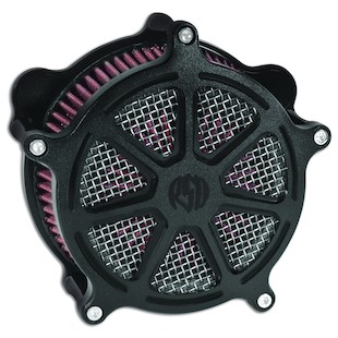 Roland Sands Venturi Morris Air Cleaner For Harley Big Twin 1993-2015