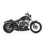 Roland Sands Slant 2-into-1 Exhaust For Harley Sportster 04-13