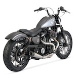 Roland Sands Slant 2-into-1 Exhaust For Harley Sportster 2004-2013