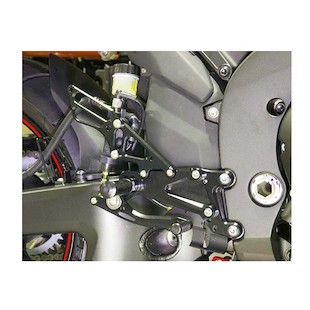 Sato Racing Rear Sets Yamaha R1 2007-2008
