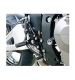Sato Racing Rear Sets Honda CBR600RR 2003-2006