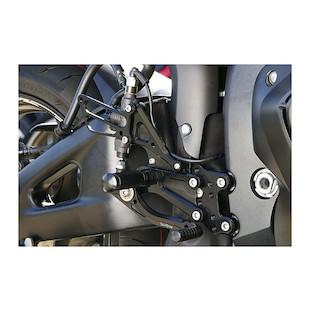 Sato Racing Rear Sets Honda CBR600RR 2009-2015