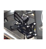 Sato Racing Rear Sets Yamaha R1 2002-2003