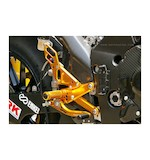 Sato Racing Rear Sets Yamaha R1 2009-2014