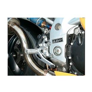 Sato Racing Rear Sets T509 / T595 / 955i / Speed Triple