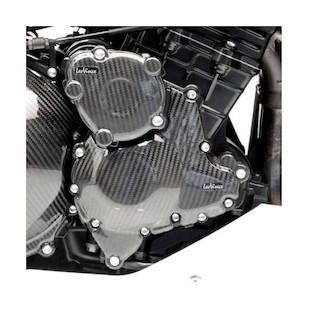 Leo Vince Carbon Fiber Ignition Timing Cover Triumph Speed Triple 1050/R 2011-2013