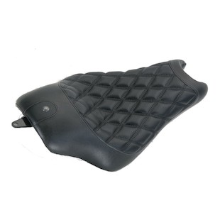 Roland Sands Boss Solo Seat For Harley Sportster 04-13